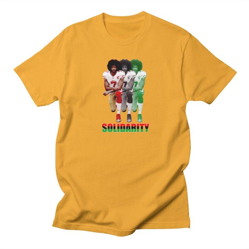 Solidarity Women's Unisex T-Shirt by StencilActiv's Shop