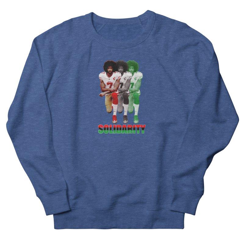 Solidarity Women's Sweatshirt by StencilActiv's Shop