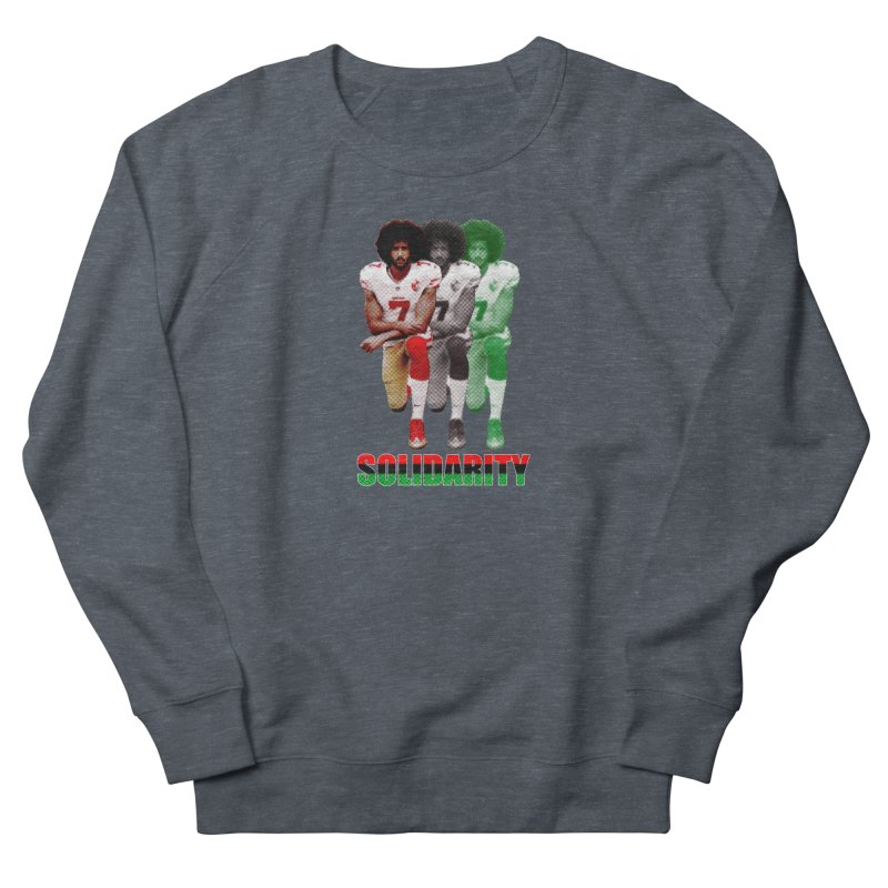 Solidarity Men's Sweatshirt by StencilActiv's Shop