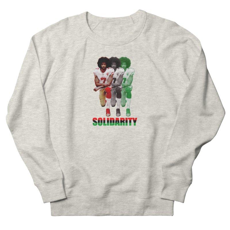 Solidarity Men's Sweatshirt by StencilActiv's Shop