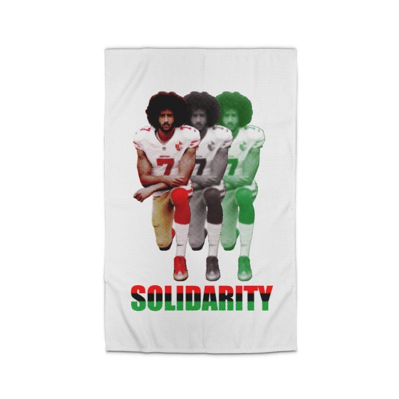 Solidarity Home Rug by StencilActiv's Shop
