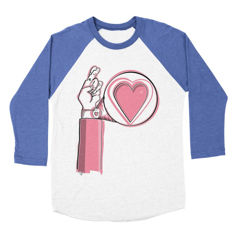 Heart on you sleeve Men's Longsleeve T-Shirt by Stephen Harris Designs
