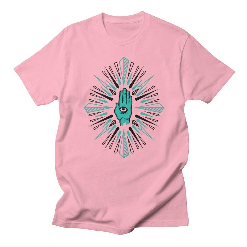 Hand-eye Coordination Men's T-Shirt by Stephen Harris Designs
