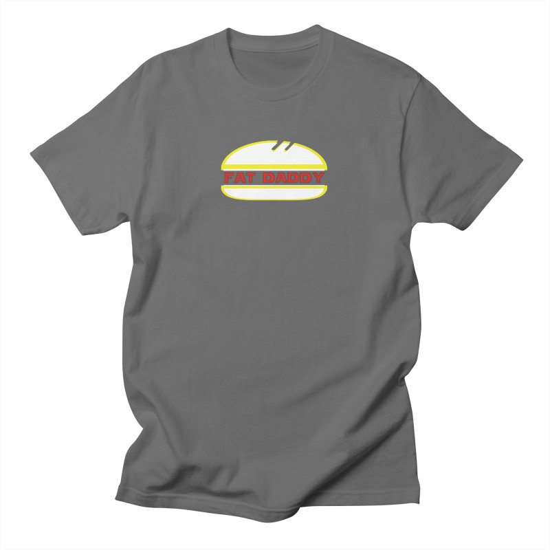 Fat Daddy Men's T-Shirt by It Goes Both Ways the Podcast