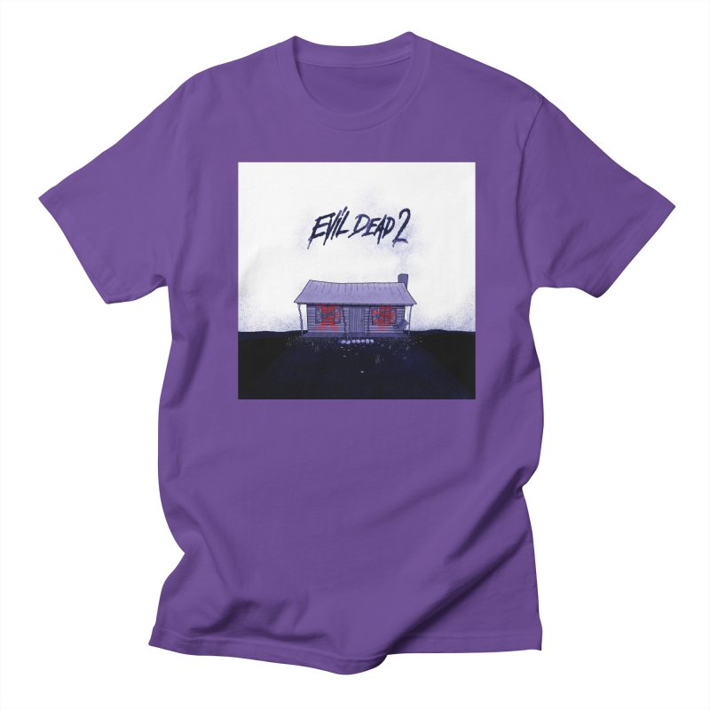 Evil dead 2 Women's Regular Unisex T-Shirt by Steven Compton's Artist Shop