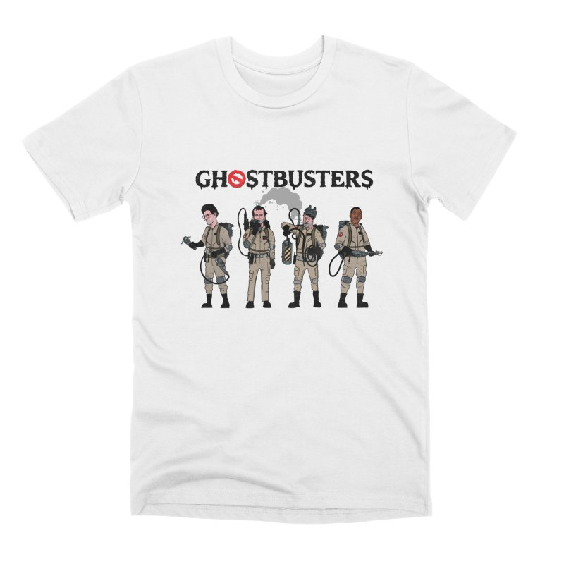 Ghostbusters Men's Premium T-Shirt by Steven Compton's Artist Shop