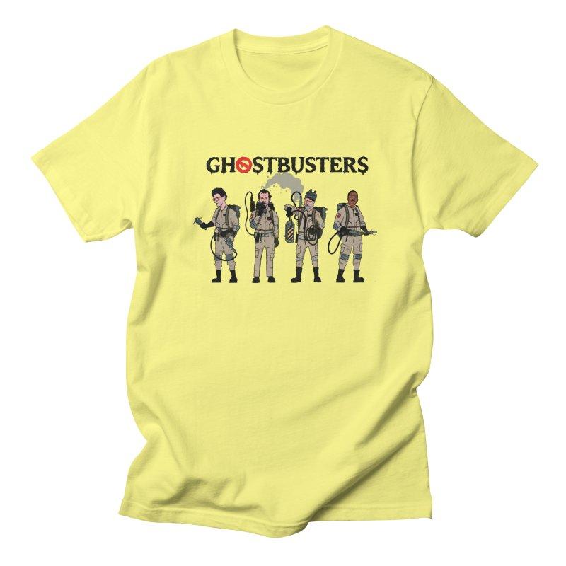 Ghostbusters Women's Regular Unisex T-Shirt by Steven Compton's Artist Shop