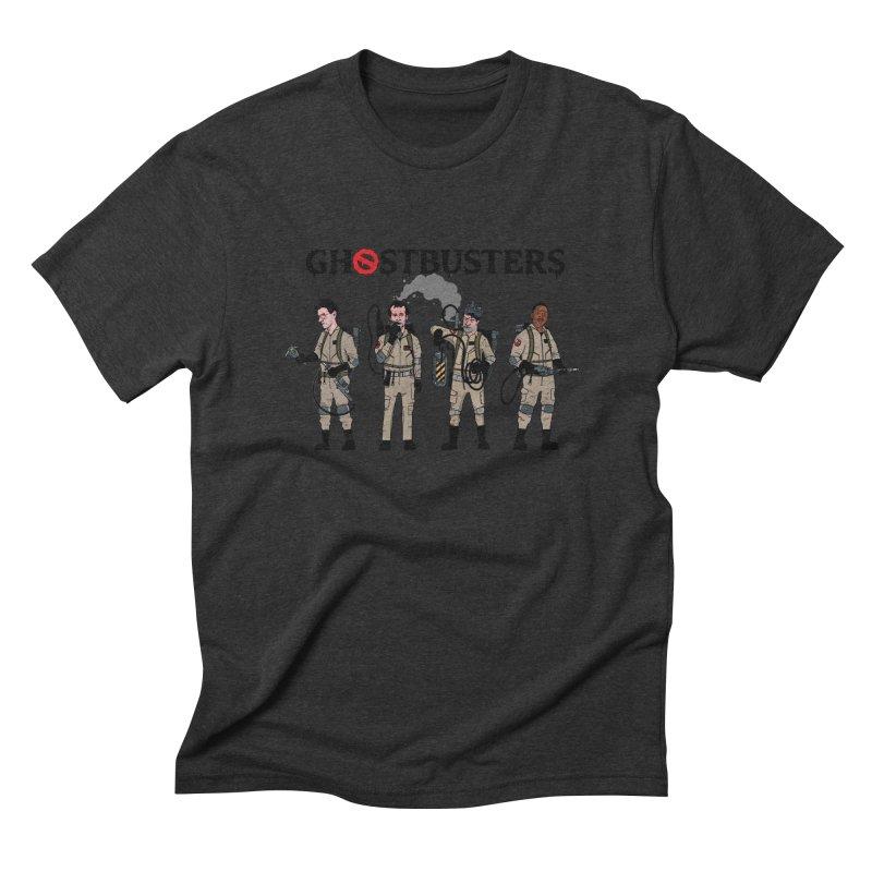 Ghostbusters Men's Triblend T-Shirt by Steven Compton's Artist Shop