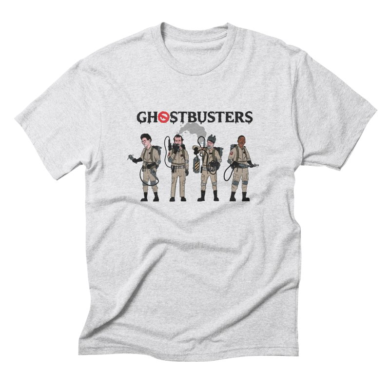 Ghostbusters Men's T-Shirt by Steven Compton's Artist Shop