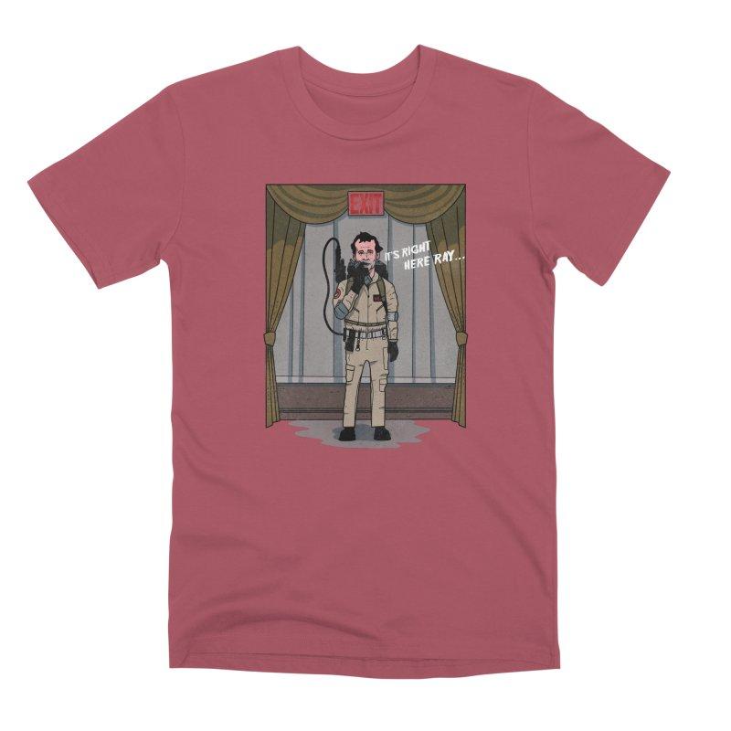 Venkman Men's Premium T-Shirt by Steven Compton's Artist Shop