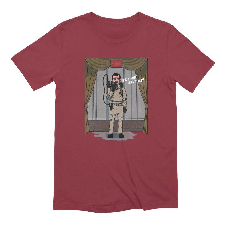 Venkman Men's Extra Soft T-Shirt by Steven Compton's Artist Shop