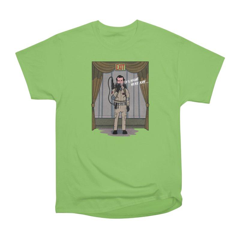 Venkman Women's Heavyweight Unisex T-Shirt by Steven Compton's Artist Shop