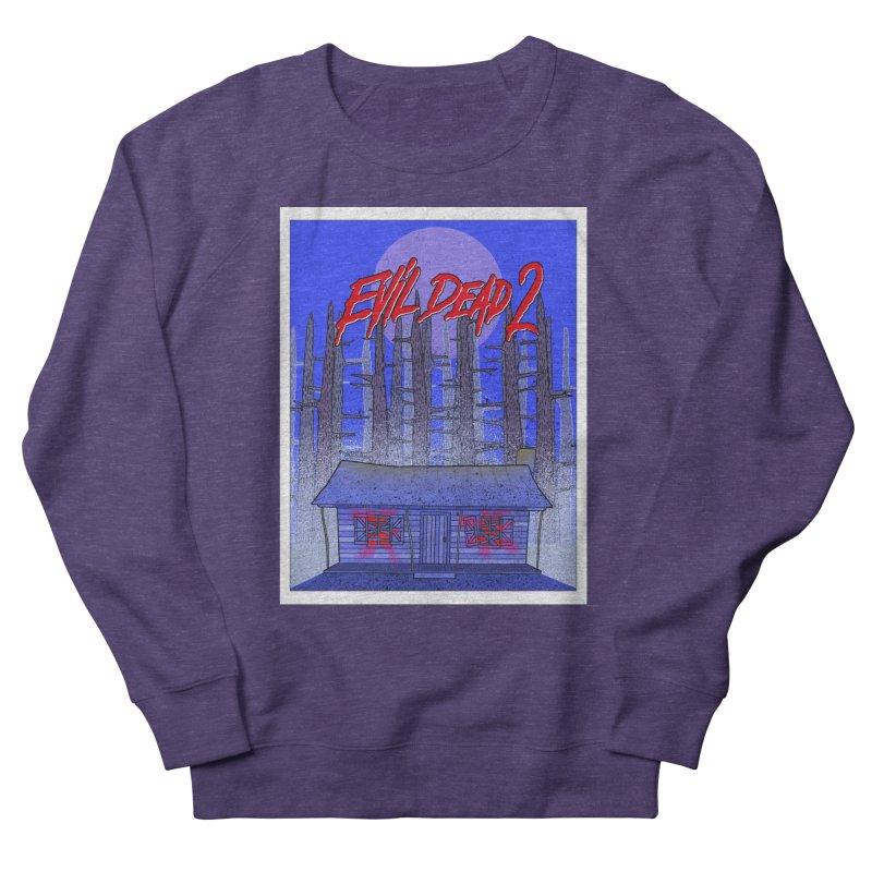 Evil Dead 2  Women's Sweatshirt by Steven Compton's Artist Shop