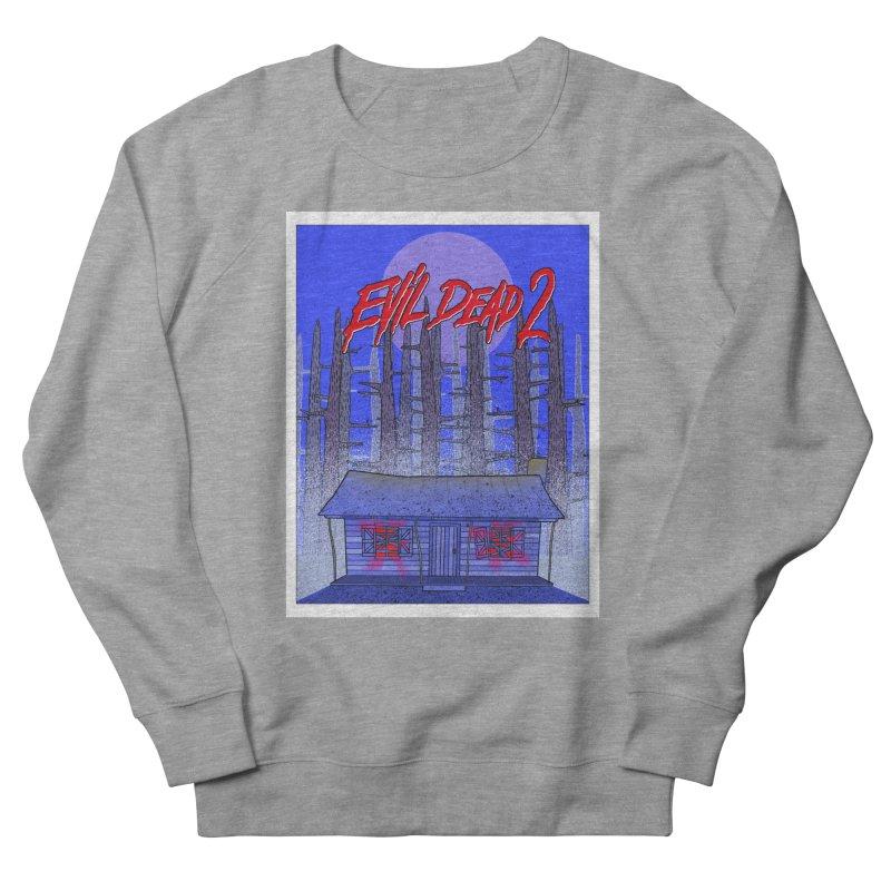 Evil Dead 2  Women's French Terry Sweatshirt by Steven Compton's Artist Shop
