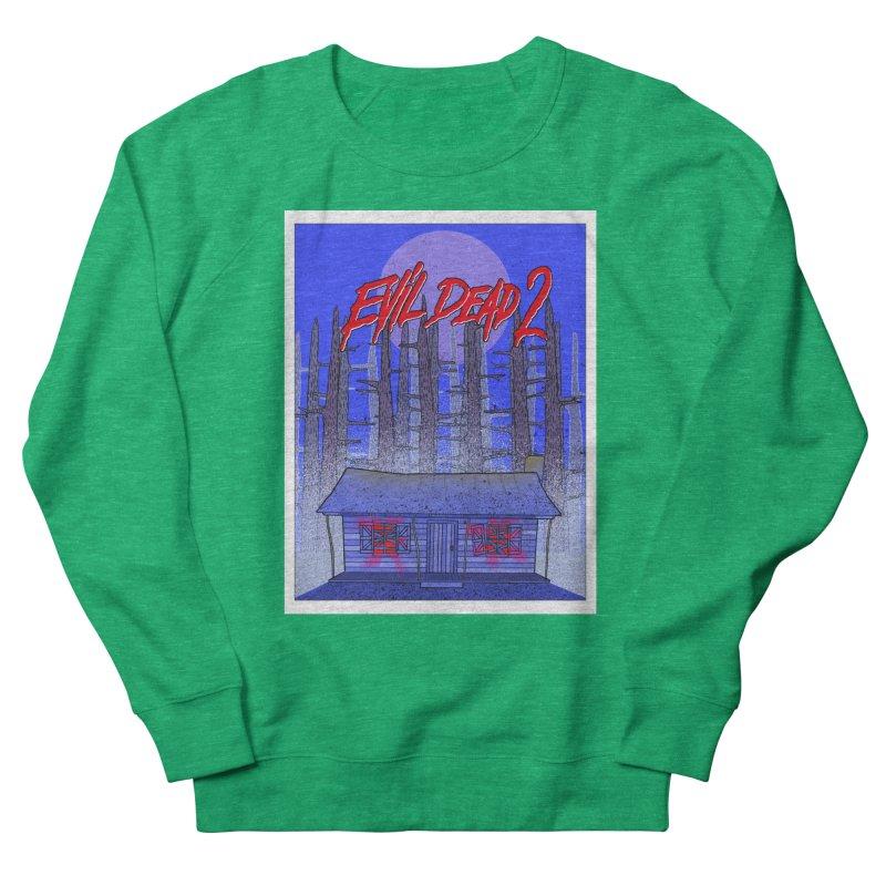 Evil Dead 2  Men's French Terry Sweatshirt by Steven Compton's Artist Shop