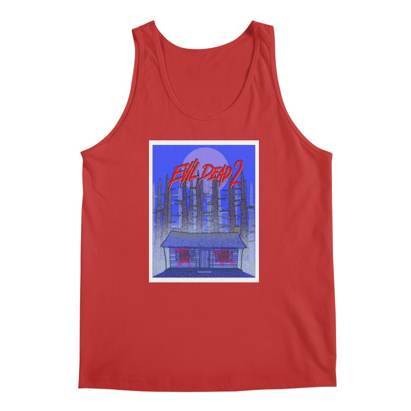Evil Dead 2  Men's Regular Tank by Steven Compton's Artist Shop