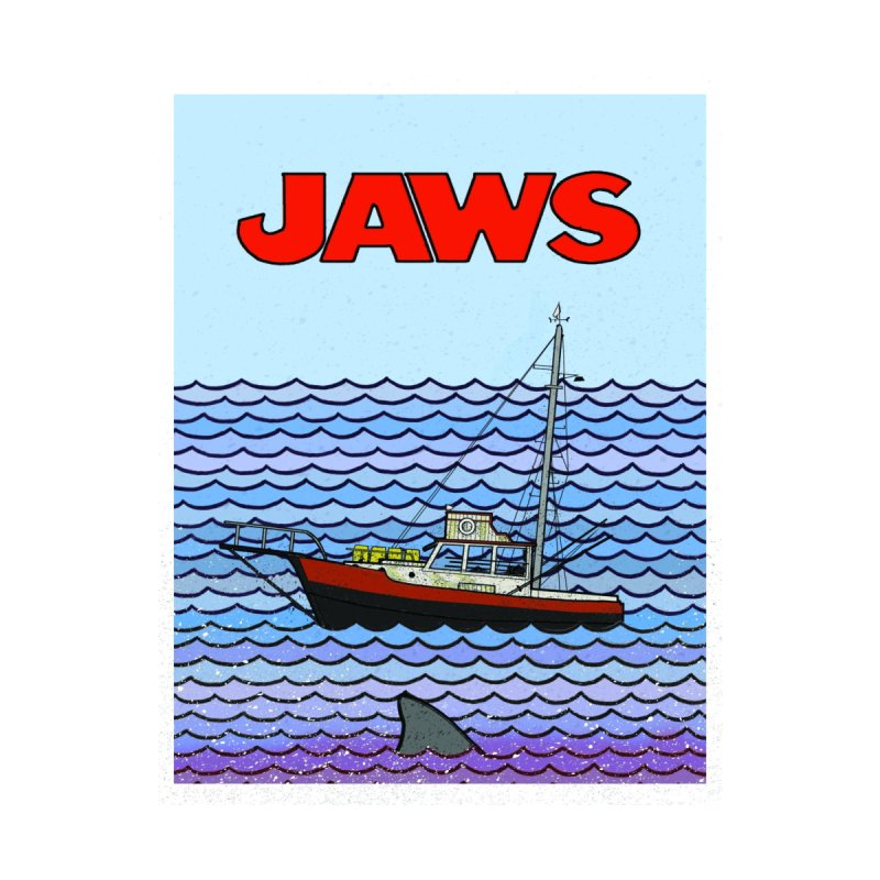 Jaws by Steven Compton's Artist Shop