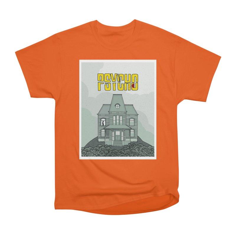 Psycho Men's T-Shirt by Steven Compton's Artist Shop