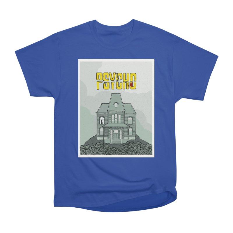 Psycho Men's Classic T-Shirt by Steven Compton's Artist Shop