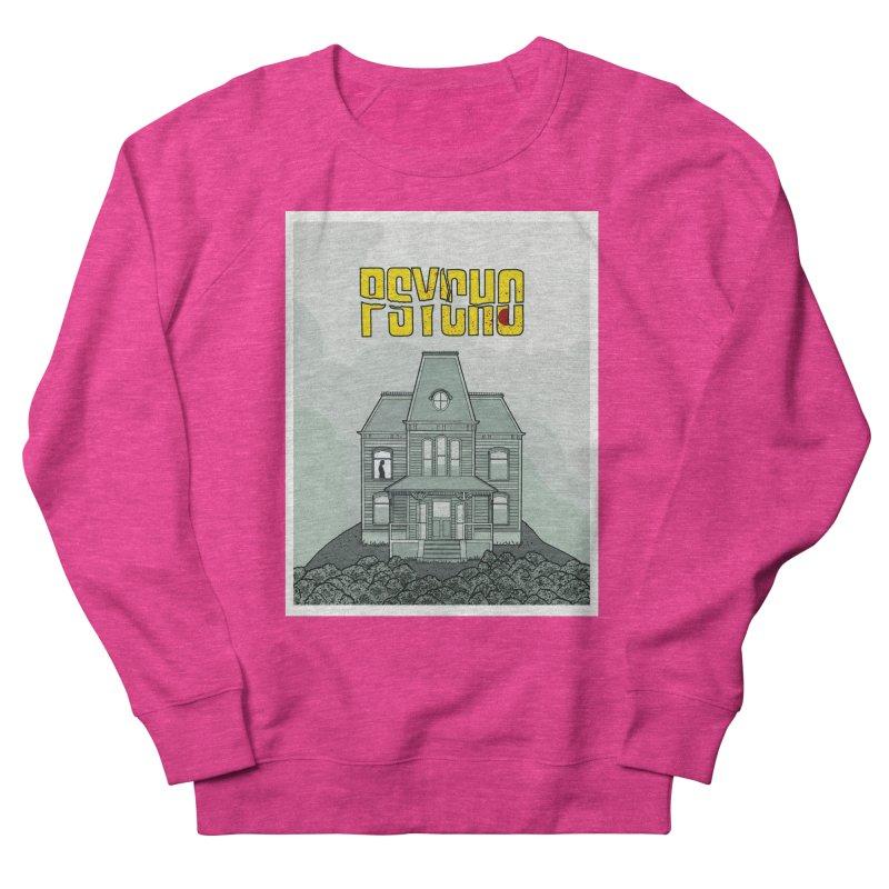 Psycho Women's Sweatshirt by Steven Compton's Artist Shop