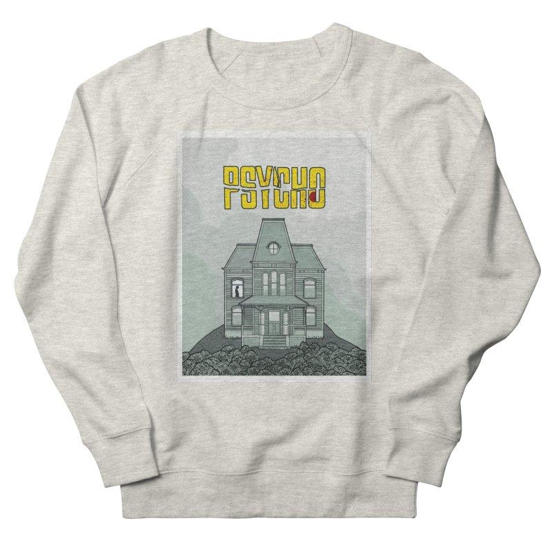 Psycho Men's Sweatshirt by Steven Compton's Artist Shop