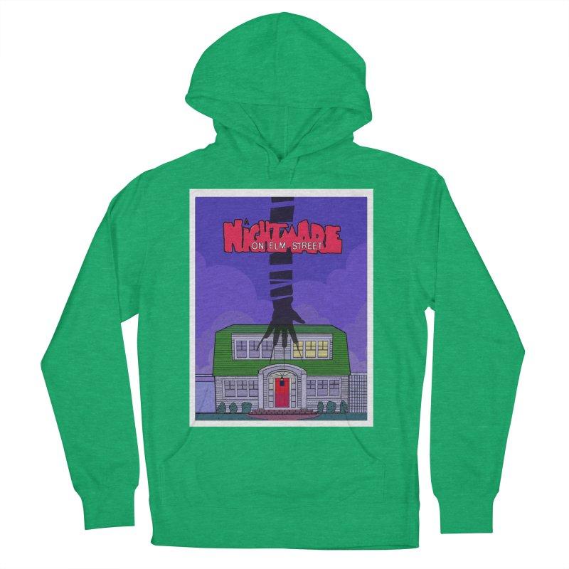 A Nightmare on Elm Street Men's Pullover Hoody by Steven Compton's Artist Shop
