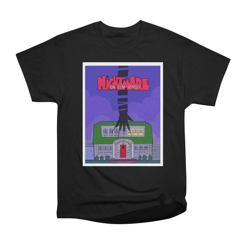 A Nightmare on Elm Street Men's Classic T-Shirt by Steven Compton's Artist Shop
