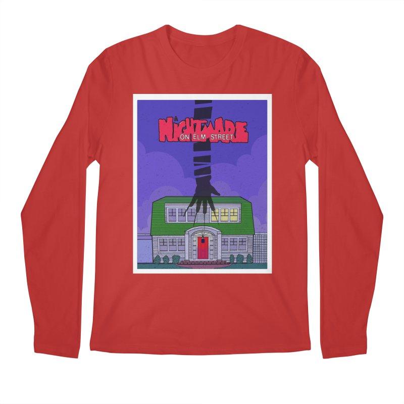 A Nightmare on Elm Street Men's Regular Longsleeve T-Shirt by Steven Compton's Artist Shop