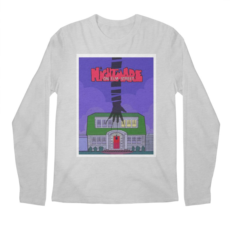 A Nightmare on Elm Street Men's Longsleeve T-Shirt by Steven Compton's Artist Shop