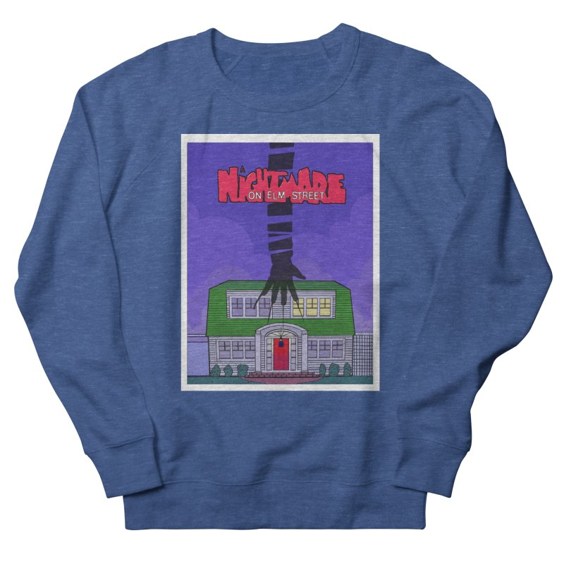 A Nightmare on Elm Street Men's Sweatshirt by Steven Compton's Artist Shop