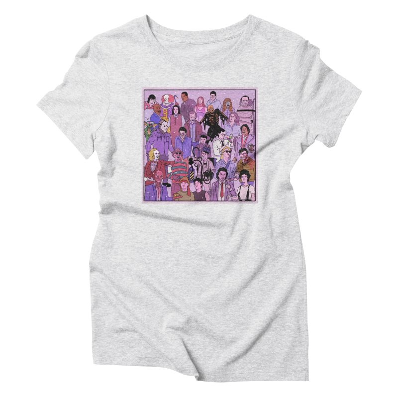 Murder Party Women's T-Shirt by Steven Compton's Artist Shop