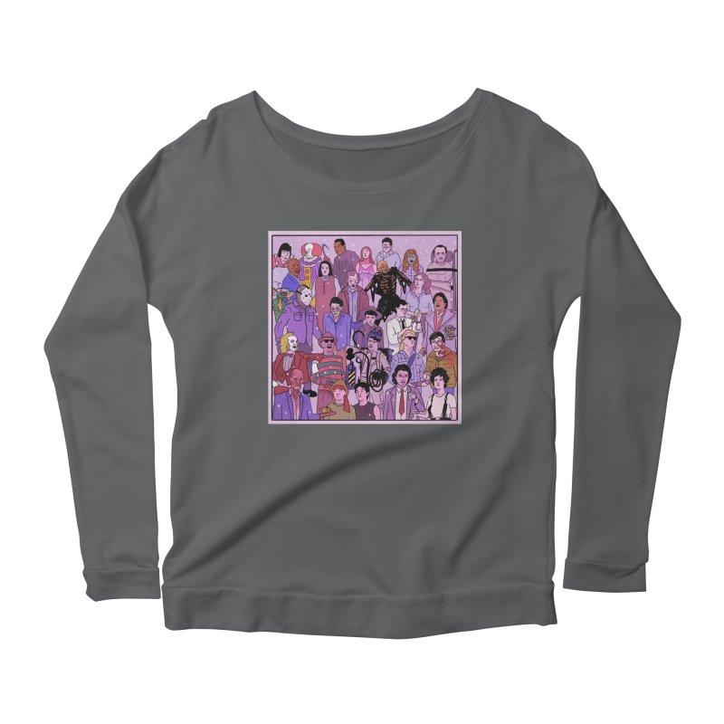 Murder Party Women's Longsleeve T-Shirt by Steven Compton's Artist Shop