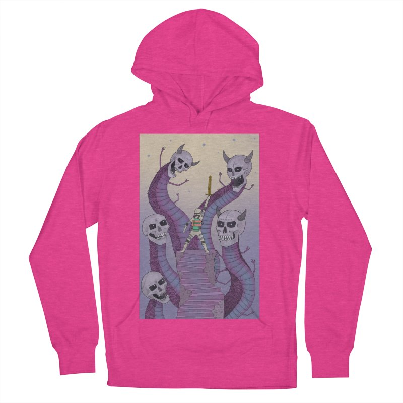 New!! T-Shirt Men's French Terry Pullover Hoody by Steven Compton's Artist Shop