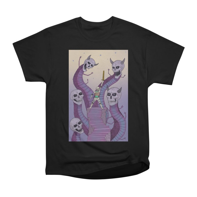 New!! T-Shirt Women's Heavyweight Unisex T-Shirt by Steven Compton's Artist Shop