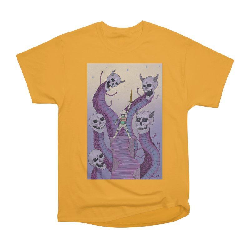 New!! T-Shirt Men's Heavyweight T-Shirt by Steven Compton's Artist Shop