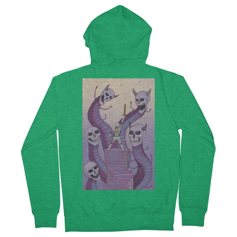 New!! T-Shirt Women's Zip-Up Hoody by Steven Compton's Artist Shop