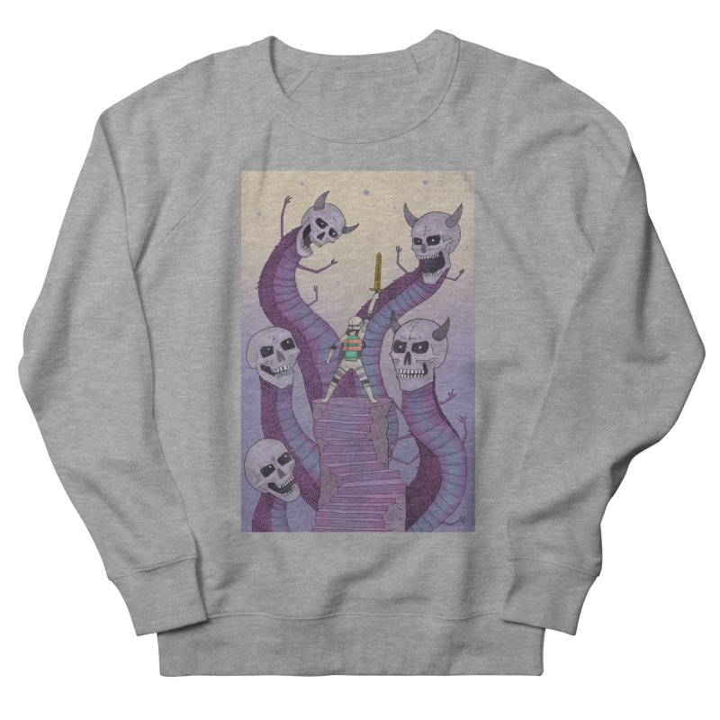 New!! T-Shirt Men's French Terry Sweatshirt by Steven Compton's Artist Shop