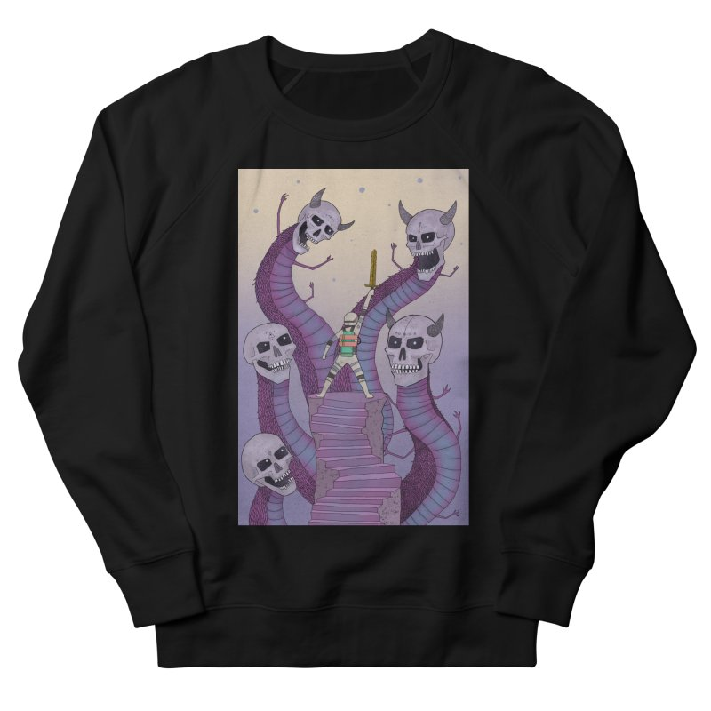 New!! T-Shirt Men's French Terry Sweatshirt by Steven Compton's Artist Shop