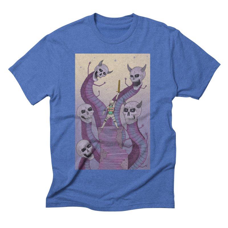 New!! T-Shirt Men's Triblend T-Shirt by Steven Compton's Artist Shop