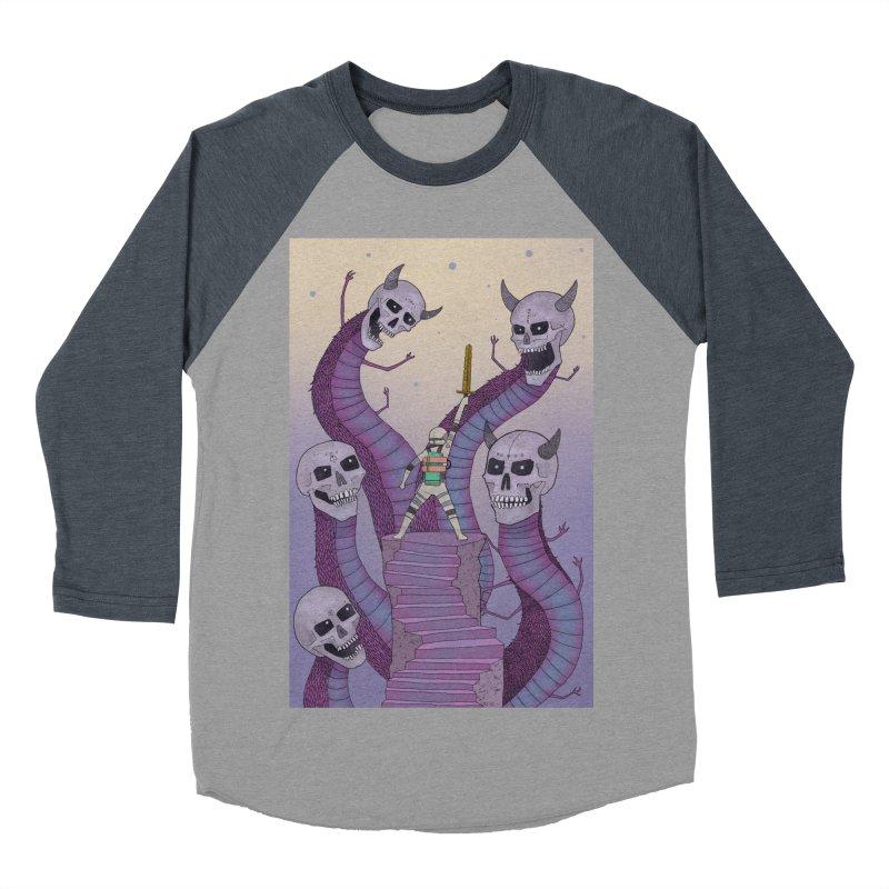 New!! T-Shirt Women's Baseball Triblend Longsleeve T-Shirt by Steven Compton's Artist Shop