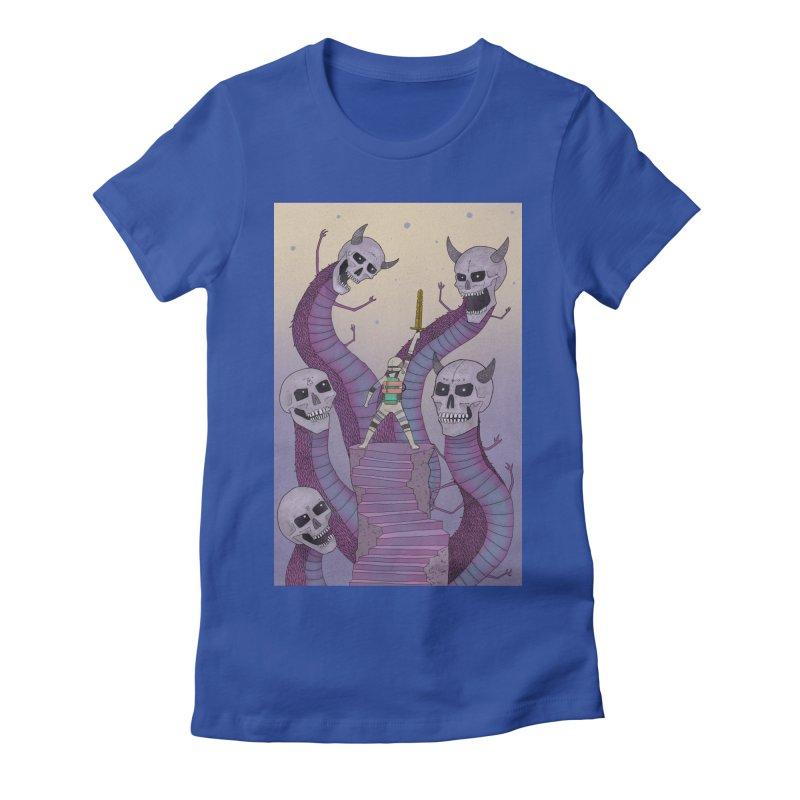 New!! T-Shirt Women's T-Shirt by Steven Compton's Artist Shop