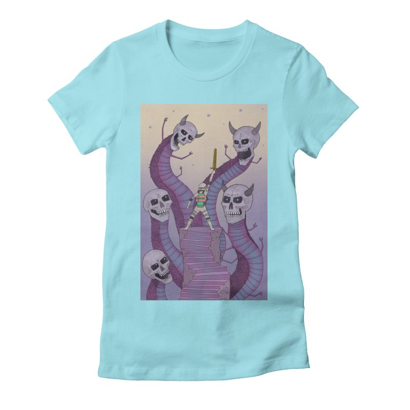 New!! T-Shirt Women's T-Shirt by Steven Compton's Artist Shop