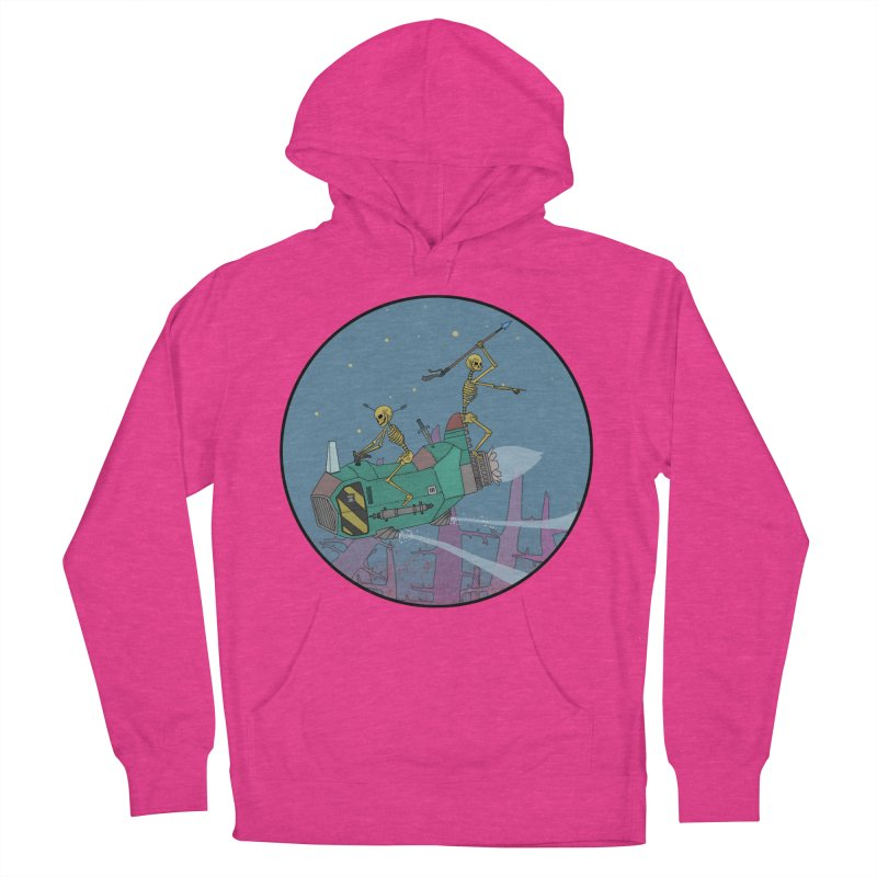 Another New Shirt! Future Space Women's French Terry Pullover Hoody by Steven Compton's Artist Shop