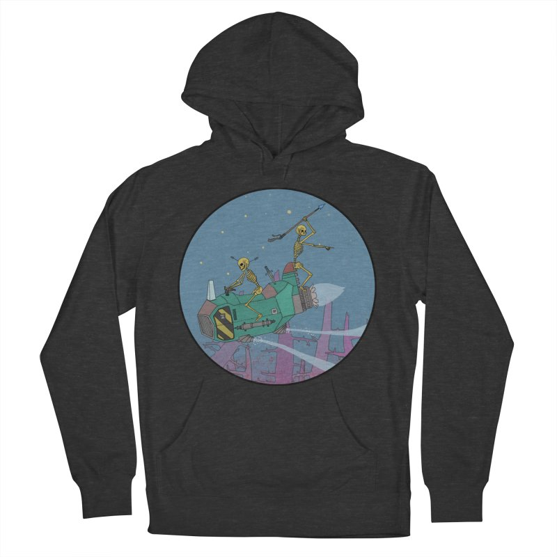 Another New Shirt! Future Space Men's French Terry Pullover Hoody by Steven Compton's Artist Shop