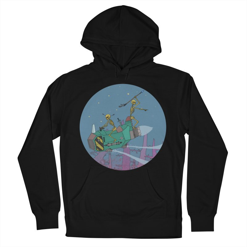 Another New Shirt! Future Space Men's Pullover Hoody by Steven Compton's Artist Shop