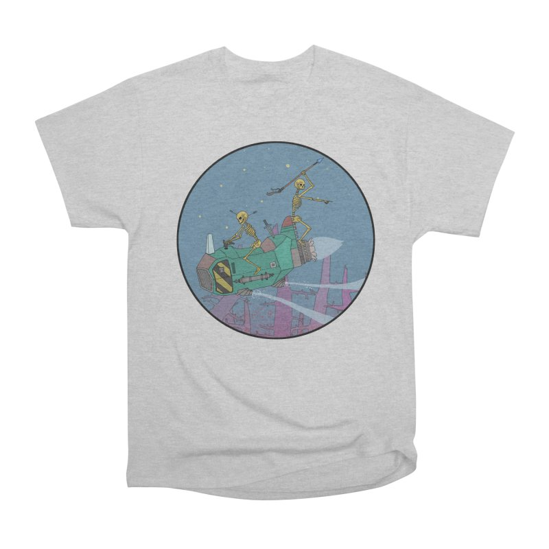 Another New Shirt! Future Space Men's Classic T-Shirt by Steven Compton's Artist Shop