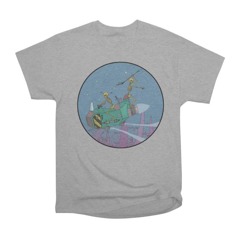 Another New Shirt! Future Space Women's Heavyweight Unisex T-Shirt by Steven Compton's Artist Shop