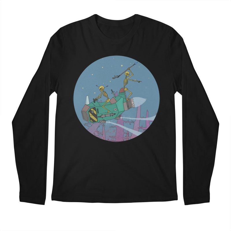 Another New Shirt! Future Space Men's Regular Longsleeve T-Shirt by Steven Compton's Artist Shop