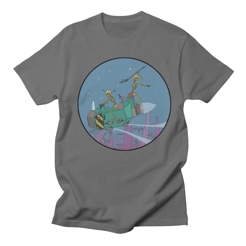 Another New Shirt! Future Space Men's T-Shirt by Steven Compton's Artist Shop