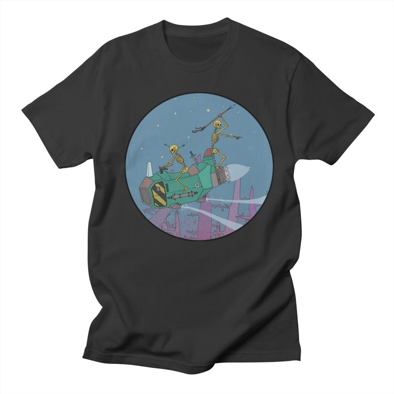 Another New Shirt! Future Space Women's Regular Unisex T-Shirt by Steven Compton's Artist Shop